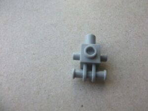 LEGO 24078 Robot Torso  In medium Stone grey