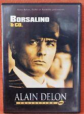 BORSALINO & CO.   // ALAIN DELON -RICCARDO CUCCIOLLA       !!! DVD !!!