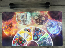 YuGiOh Dragon Ruler Deck Custom Playmat Trading Card Game CCG Mat Free Best Tube