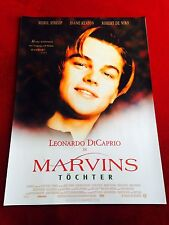 Marvins Töchter Kinoplakat Poster A1, Leonardo DiCaprio, Meryl Streep, DeNiro