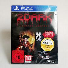 2Dark - Limited Edition / PlayStation 4 / PS 4 *nagelneu*