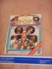 1975 Simply Pop Book, Elton John, David Bowie, Queen, Gary Glitter, Slade