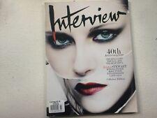 Interview Magazine Oct Nov 2009 Collector's Cover (Kristen Stewart/Lady Gaga)
