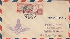 Mexico Airmail Cover