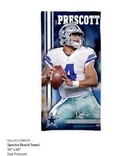 Dak Prescott Dallas Cowboys, Nfl Football Beach Towel, Bath Towel Beach Towel