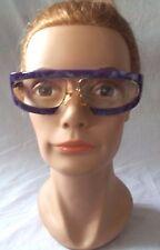 Gorgeous Vintage Silhouette Purple Tortoise Sunglasses Frames #M 8020