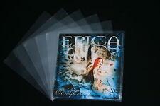 "50 St. 7"" Vinyl Single PE Schutzhüllen 187x187 mm 150 mµ, 0,15 mm, die dicken"