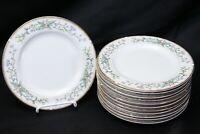 "Farberware Wellesley 486 Salad Plates 8.125"" Lot of 12"