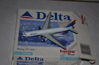 Herpa 165600 Wings hapag lloyd avión boeing 737-500 1//500 top OVP