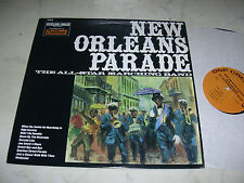 THE ALL-STAR MARCHING BAND New Orleans Parade 1978