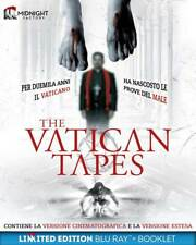 THE VATICAN TAPES  LTD   BLU-RAY+BOOKLET    HORROR