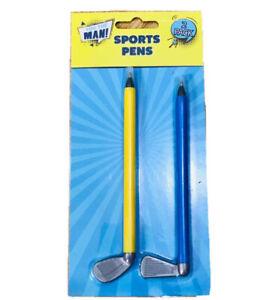 Novelty Sports Pens Set