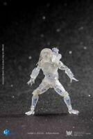 Hiya Toys Predator: Invisible Jungle Hunter 1:18 Scale 4 Inch Acton Figure