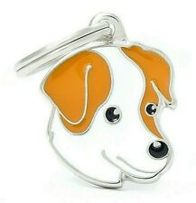 Jack Russell Dog ID Tag (25) - Engraved FREE - Personalised - Identity - Charm
