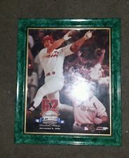MARK McGWIRE Limited Edition Hand Numbered  Photo