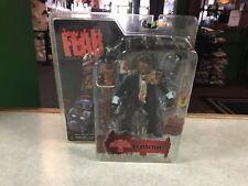 2008 Mezco Cinema of Fear The Texas Chainsaw Massacre TWO Leatherface Figure MOC