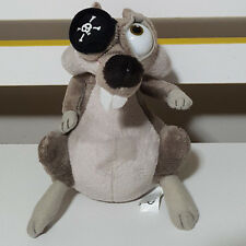 ICE AGE CONTINENTAL DRIFT SCRAT THE SQUIRREL CHARACTER PLUSH TOY SOFT TOY