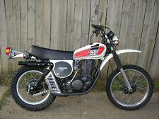 Yamaha XT500 XT 500 1976 - 81 Swingarm bearings SET of 2 - NEW!
