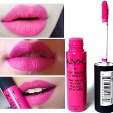NYX Soft Matte Cream LIP Color - Addis Ababa #SMLC07 - 0.27 Oz - BRAND NEW