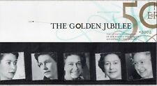 GB 2002 The Golden Jubilee presentation pack (Pack No 331)