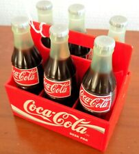 COCA COLA pack 6 mini bouteille crayon stylo gomme