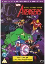 [DVD] The Avengers: Earth's Mightiest Heroes: Volume 8