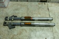 01 Ducati Monster M 750 M750 front forks fork tubes shocks right left