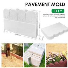 Fence Concrete Mould Garden Courtyard Mold Flower Pool Brick Walk Pathing Maker