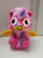 Spin Master Hatchimal Surprise Draggle Giraven Pink Purple Hatched Wing Dragon