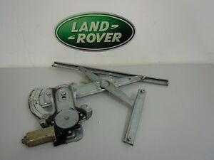 Discovery 2 - Passenger/NSF Window Regulator & Motor - Genuine Land Rover