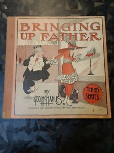 BRINGING UP FATHER first series  Platinum Age Comic Book Cupples & Leon 1920s