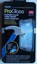 TZUMI ProGlass Tempered Glass Screen Protection for Samsung Galaxy S4 NEW SEALED