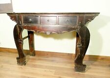 Antique Tall Temple Altar Table (5543), Phoebe Wood, Circa 1800-1949