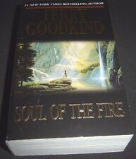 Sword of Truth: Soul of the Fire 5 by Terry Goodkind (2000, Paperback, Revised)