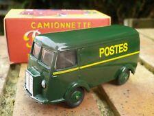 armée française + boîte Peugeot D4A D4 A Solido: camion avec décalc truck