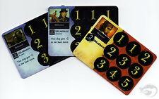 Wizkids Pirates Pocketmodel - English Helmsman (1 card)