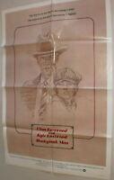 Filmplakat,PLAKAT,HONKYTONK MAN ,CLINT EASTWOOD,KYLE EASTWOOD #60