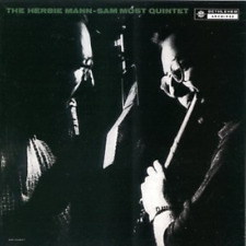 HERBIE MANN & SAM MOST-HERBIE MANN / SAM MOST QUINTET-JAPAN HQCD Ltd/Ed D73