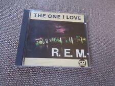 R.E.M. The One I Love RARE Original CD Single