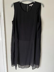 Womens Marks And Spencer Limited Edition Black Top Size 18