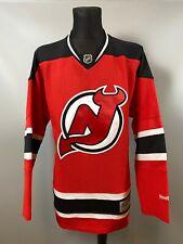 NEW JERSEY DEVILS NHL HOCKEY JERSEY SHIRT REEBOK ADULT SIZE XL
