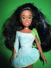 B112) costruiremo DISNEY BARBIE COOL Teen Shelly AA Ariel Little Mermaid Tyko