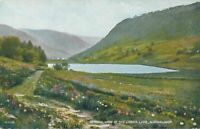 GLENDALOUGH - The Lower Lake General View - County Wicklow - Ireland
