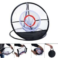 Pop-up Golf Chipping Net Outdoor Indoor Sports Swing Practice Training Aid HOT