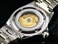 EUC Oniss Men's 43mm Diver 300 Swiss Made ETA 2824 Automatic Blue Dial SS Watch