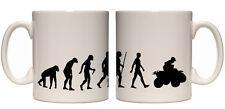 Juko Evolution Ape To Man Quad Bike Evo Tea Coffee Cup