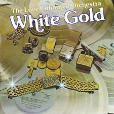 Love Unlimited Orchestra • White Gold New and Sealed Import 24 Bit Remastered CD