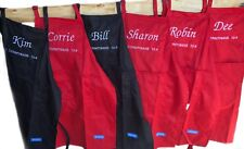 PERSONALIZED NAME CUSTOM CHEF APRON BAKER COOK HIGH QUALITY ALL SIZES BEST GIFT!