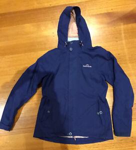 kathmandu Ski jacket womens 10 Blue