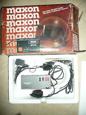 NOS MAZON FM 2 WAY HELMET RADIO WITH DRIVER TO PASSENGER INTERCOM 49-HI VINTAGE